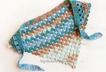 bandana crochet