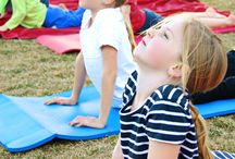Get Active: Kids / Get your kids moving with these fun activities!