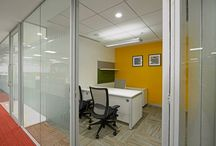 Alloy Partitions - YASH Technologies. / Alloy Partitions - Project YASH Technologies Location Indore. Designed By - Concept Architects, Mumbai.