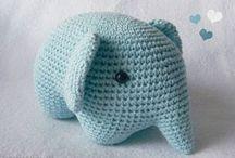 juguetes a crochet