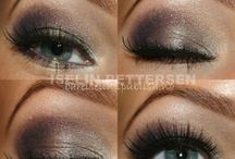 Hair & make-up / by Megan Mullins