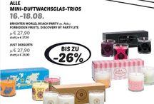 Lucky 7 Day / Alle 3 Tage neue Angebote und 30 % Rabatt auf den Haupt-Katalog und Sommer-Katalog