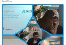 Webinars / Entreprise – Expertise /  Orsys organise des webinars gratuits grâce à ses intervenants experts/  #embauche #recrutement #management #perspectives /  Découvrez nos offres d'emploi : http://www.orsys.fr/?mode=recrutement