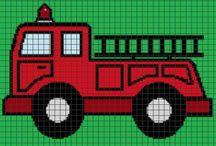 Traktorer og biler