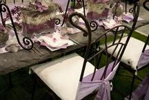 Allestire in viola - purple inspiration
