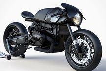 Motorcycle / オートバイ