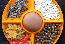 Reception Autumn ideas