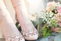 In Love with Romantic Blush Shoes