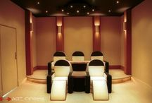 Private Home Cinemas / Best cinema experience you could possibly have