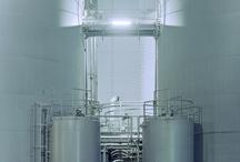 Factories + Industrial Centers