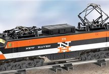 Model Railroading / by George Repko