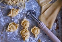 Pasta / Pastas and all their glorious ways to make them, use them, eat them. / by Robyn
