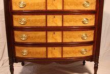 Sheraton Furniture / Early 19th Century selection of Sheraton furniture