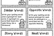 Literacy Work Stations / by Caitlin Guindeira