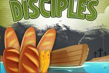 Søndagsskole / bibelhistorier
