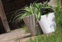 indoor outdoor planters / planters plantenbakken bloempotten voor binnen en buiten