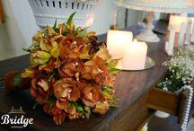 Buquês / Diversidade de cores, flores e estilos trazem personalidade a cada buquê