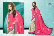 Bollywood Replica Sarees Online / Jugniji.com : A huge sparkling collection of Indian ethnic wear in our attention-grabbing online showroom whose variety is growing every month.## http://goo.gl/sdGQ3W