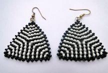 Bead earings