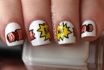 Nails, Nails, OH MY! / by Dana Wittke