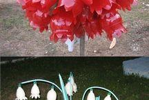 giardino riciclo