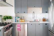 Kitchen  / by Nicole Trimmer