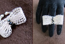 Trouky's crocheted rings e.t.c.