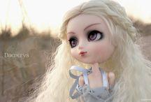 Pullip / Cioè, queste bambole sono meravigliose!