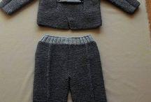 Erkek Çocuk Süveter Tasarımları