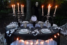 Halloween Tablescapes / by Aaron Fralick