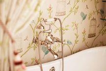 bathroom € vintage