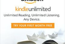 1 Month Free Trial Of Kindle Unlimited!