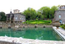Villa Lante in Viterbo