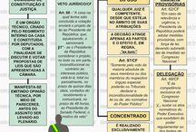 Mapas Mentais de Direito / OAB e Concursos