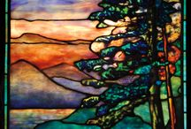 Landscapes / by Warner Stained Glass