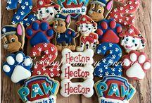Cookies patrulha canina