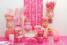 Princess of the Kingdom - Candy Buffet
