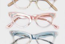 Lunettes / Glasses