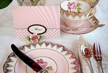 ITS A TEA PARTY &  YOU'RE INVITED  ! / A group board inviting you to pin everything related to a tea party.Only 10(ten) pins at a time wait for one other Pinner to pin again.