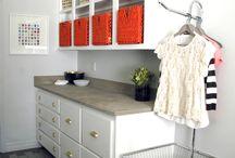 Laundry Room - Organize - Improvement List