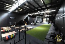 interior design gym