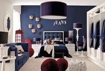 James' room