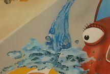 detská izba / wall art