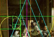 Arte y Matemática / Aquí encontrarán tres obras de arte donde se trabaja con la proporción áurea, o sea la idea, es mostrar lo presente que está la matemática en las artes