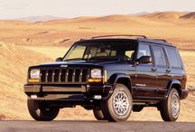 Jeeps! / by Emily Harding