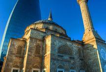 Cities : Baku.