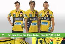 Saison 2015/16 / Bilder zur Saison 2015/16 der Rhein-Neckar Löwen