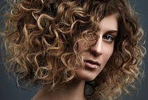 Păr Creț Natural
