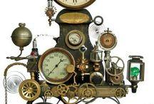 Steampunk Creations / by Gillian Walker