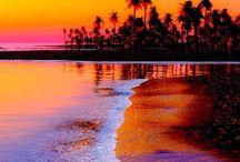 Renkli deniz